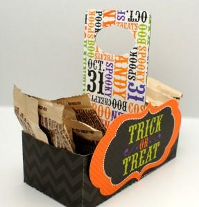 Halloween Treat Carrier