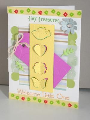 Tiny Treasures card