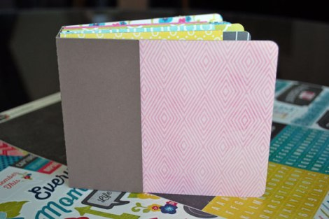 Lori Whitlock Mini Album Silhouette Cameo Project