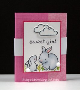 Sweet Girl Mini Book