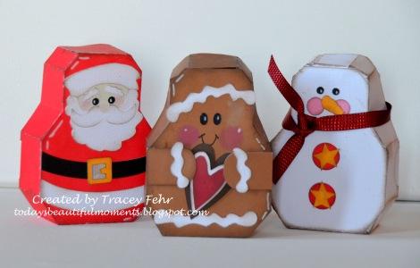 Christmas Box Trio